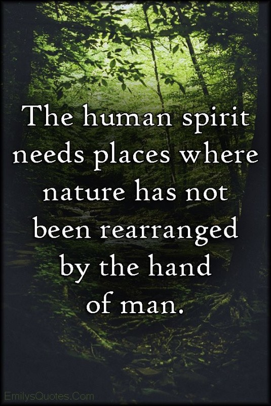 Spirit Nature Quote 2 Picture Quote #1