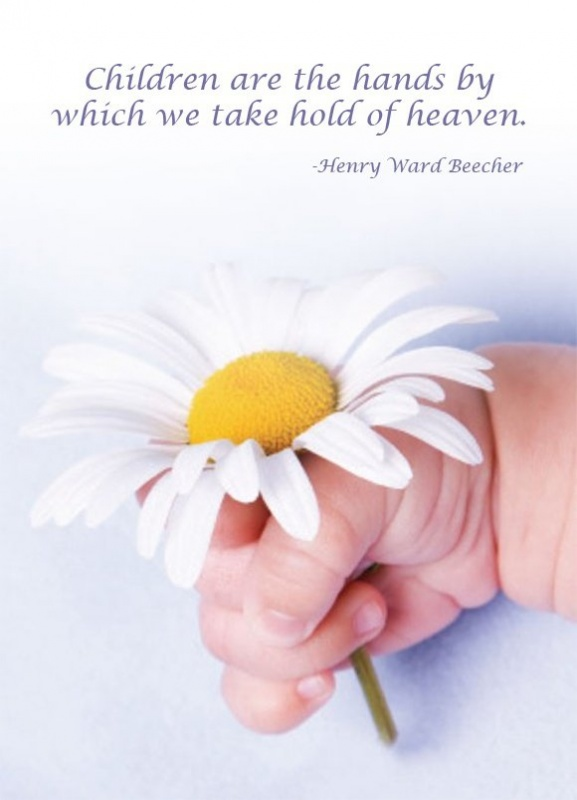 Newborn Baby Quote 1 Picture Quote #1