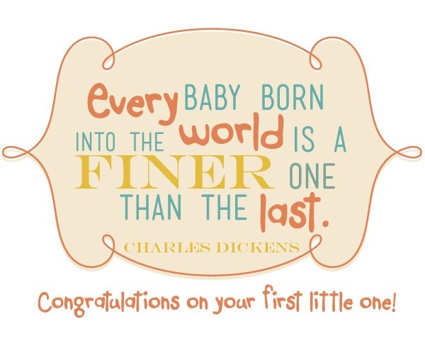 Welcome Baby Quote 2 Picture Quote #1