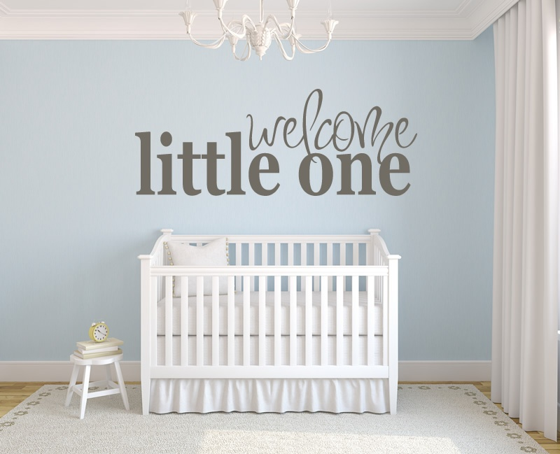 Welcome Baby Quote 3 Picture Quote #1