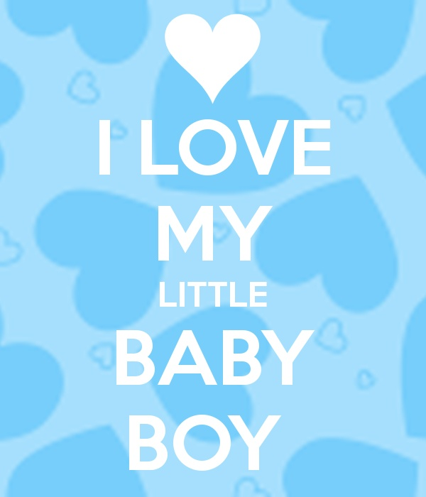 I Love My Baby Quote 2 Picture Quote #1
