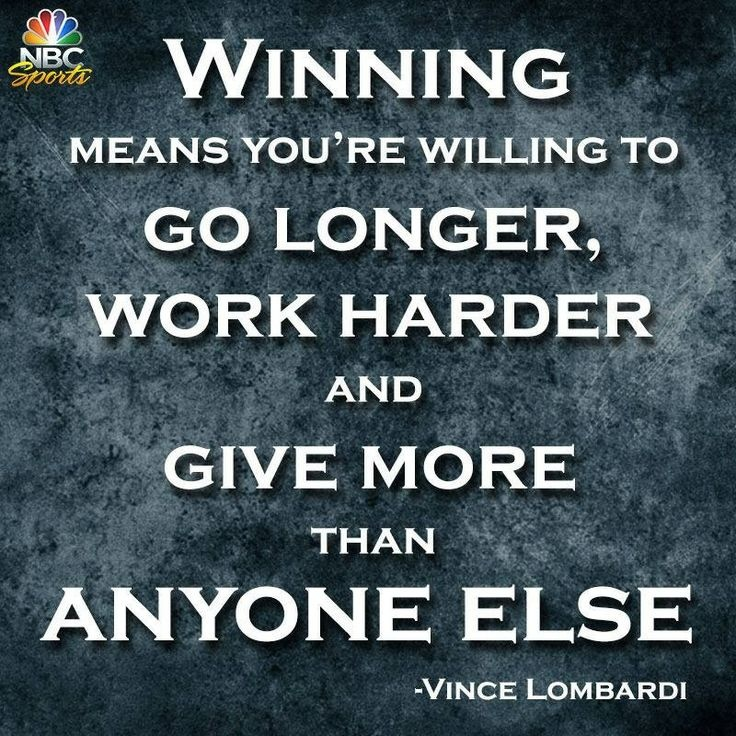 Vince Lombardi Inspirational Quote 1 Picture Quote #1