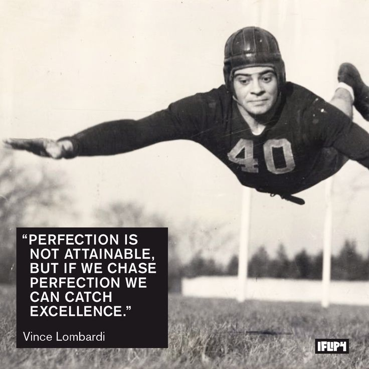 Vince Lombardi Quote 2 Picture Quote #1