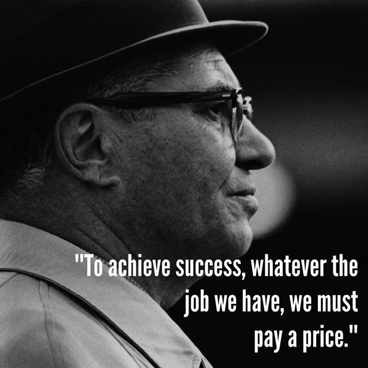 Vince Lombardi Quote 4 Picture Quote #1