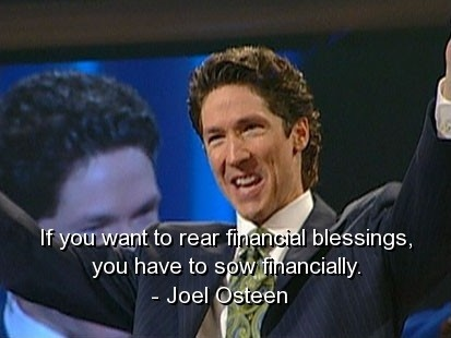 Joel Osteen Quote 3 Picture Quote #1
