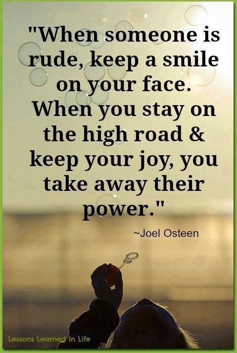 Joel Osteen Quote 6 Picture Quote #1