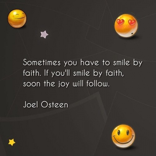 Joel Osteen Quote 7 Picture Quote #1