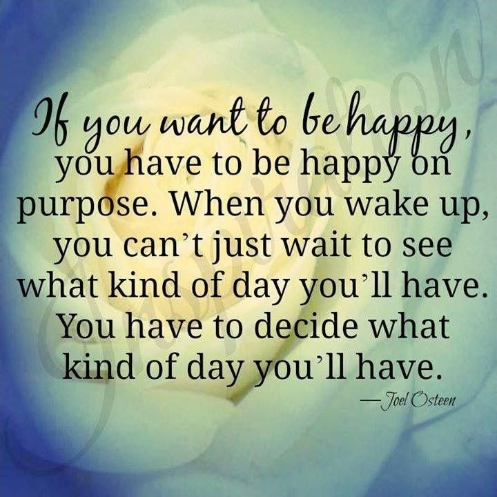 Joel Osteen Quote On Happiness 2 Picture Quote #1