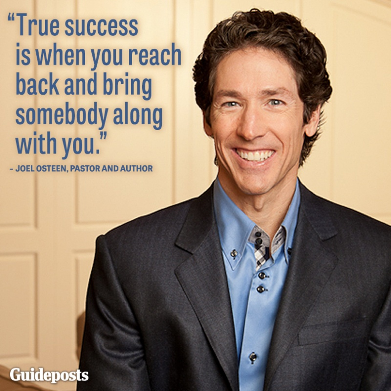 Joel Osteen Its A New Year Quote 1 Picture Quote #1