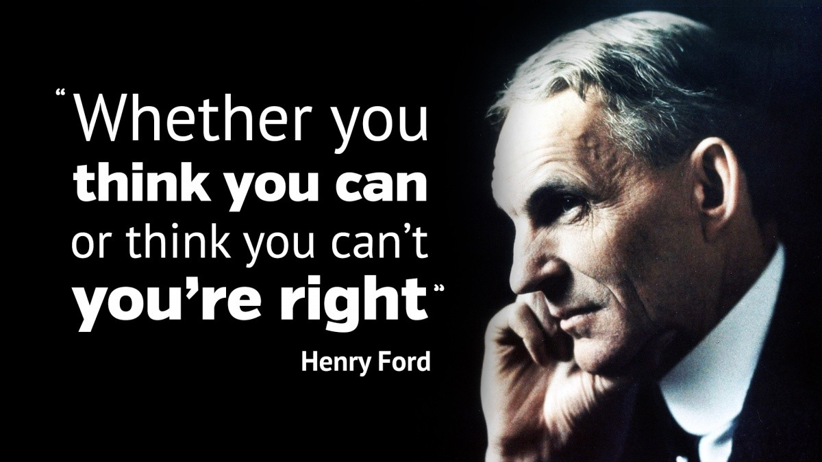 Henry Ford Quote 1 Picture Quote #1