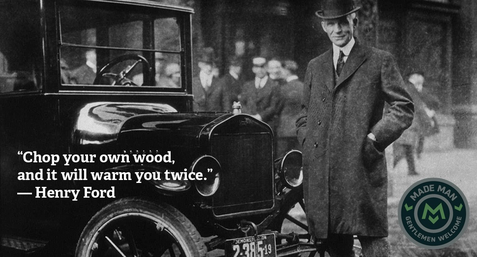 Henry Ford Quote 3 Picture Quote #1