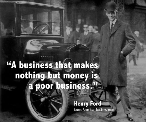 Henry Ford Quote 4 Picture Quote #1