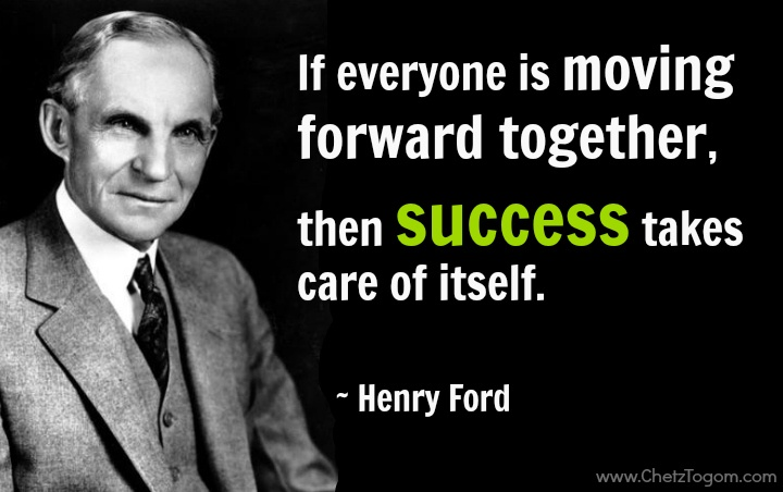 Henry Ford Quote 9 Picture Quote #1
