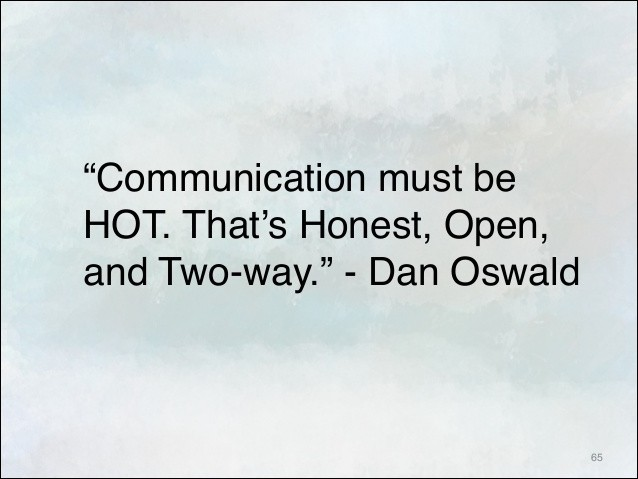 strengthen relationship with open and honest communication quotes