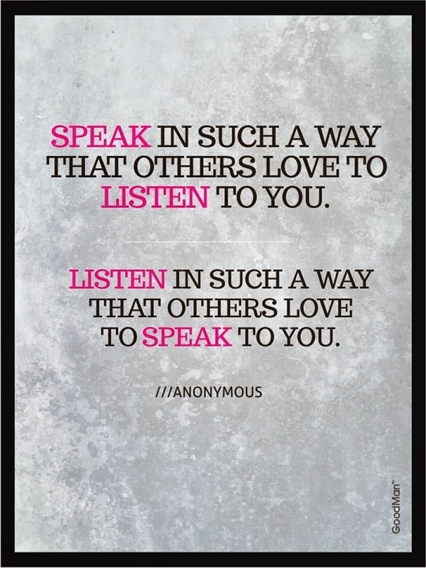 Listening And Communication Quote 1 Picture Quote #1