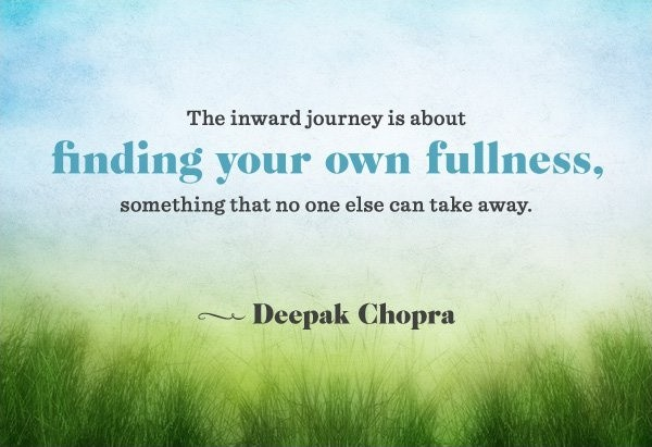 Deepak Chopra Quote 1 Picture Quote #1