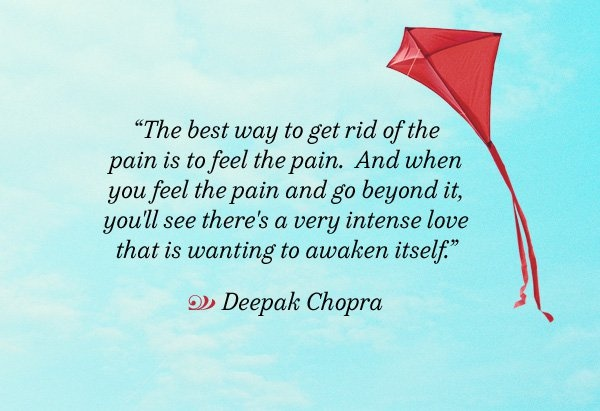 Deepak Chopra Quote 4 Picture Quote #1