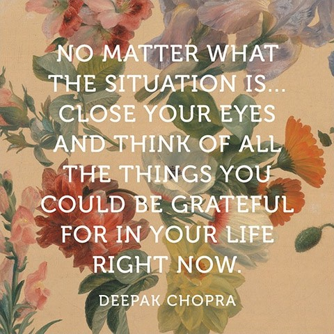 Deepak Chopra Quote On Life 1 Picture Quote #1