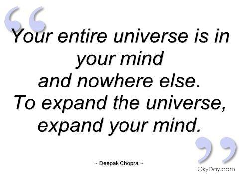 Deepak Chopra Quote 8 Picture Quote #1