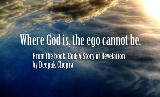 God Deepak Chopra Quote 1 Picture Quote #1