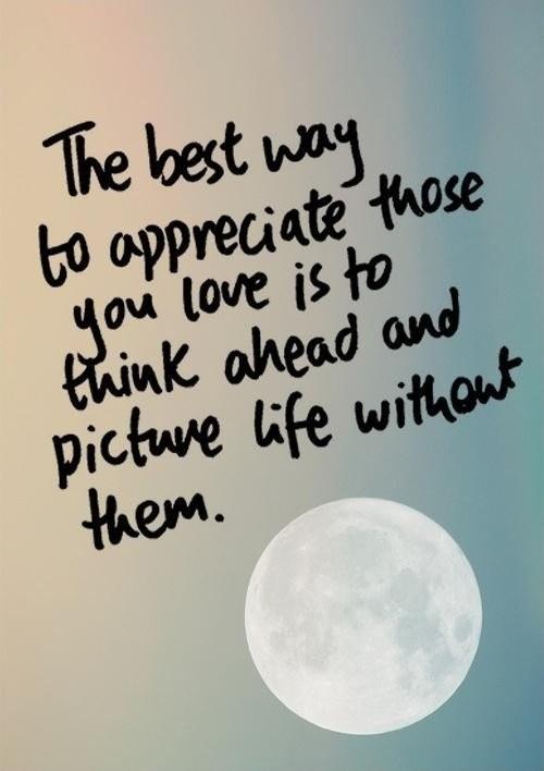 Appreciation Quote 1 Picture Quote #1