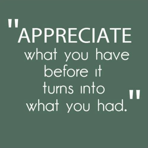 Appreciation Quote | Quote Number 578792 | Picture Quotes