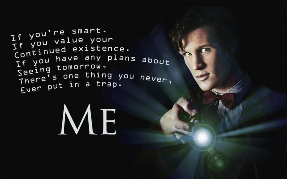 Doctor Who Quote Quote Number 578800 Picture Quotes