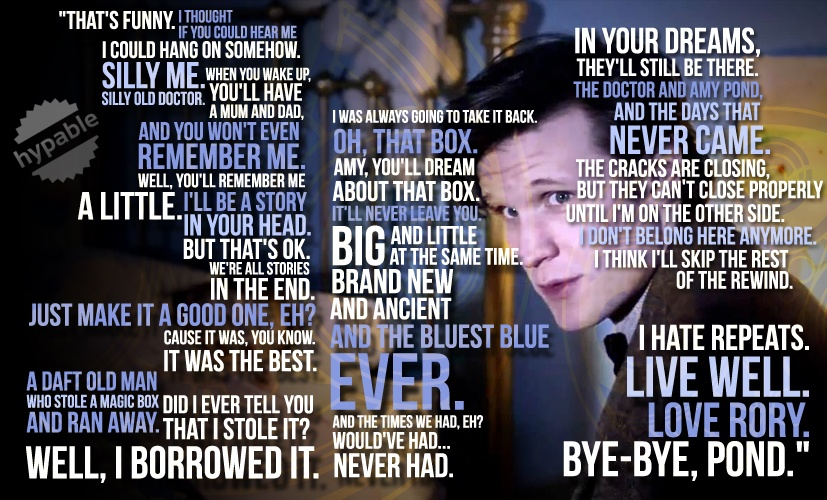 Best Doctor Who Quotes | Best Doctor Who Quote Quote Number 578808 Picture Quotes