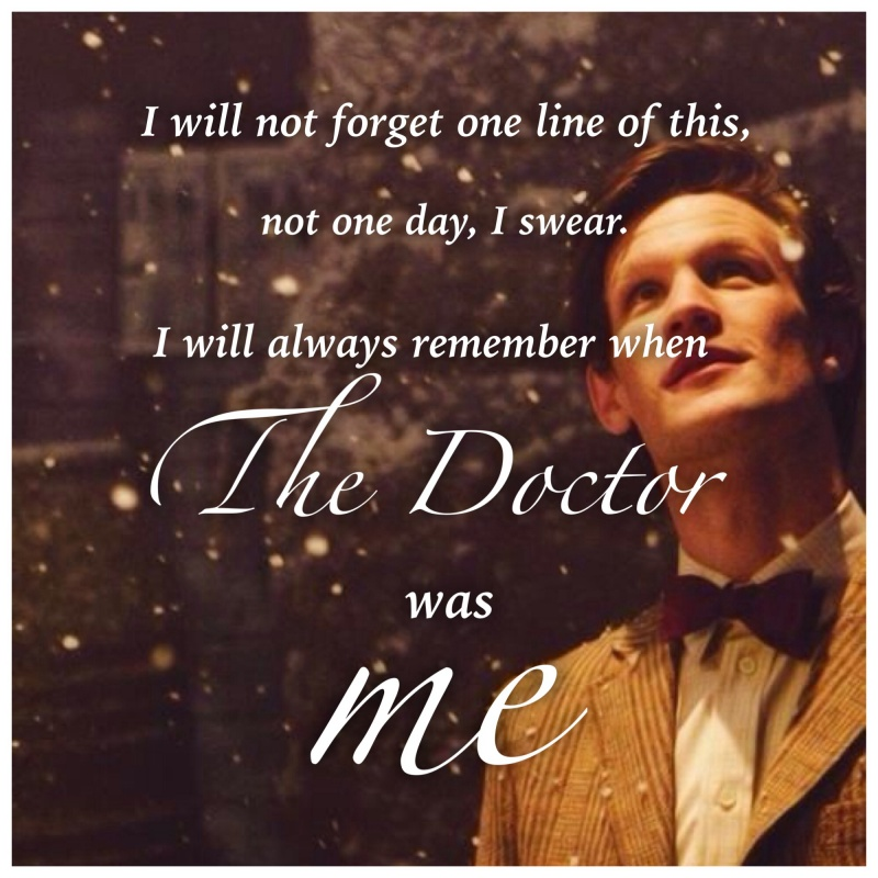 Doctor Who 11th Doctor Quote 2 Picture Quote #1