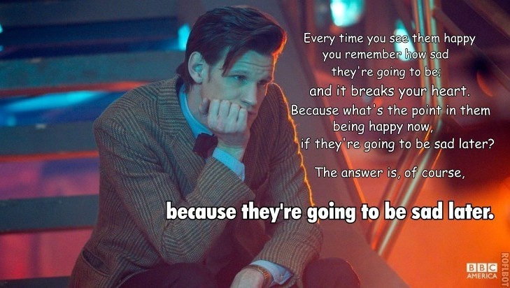 Doctor Who Quote 33 Picture Quote #1