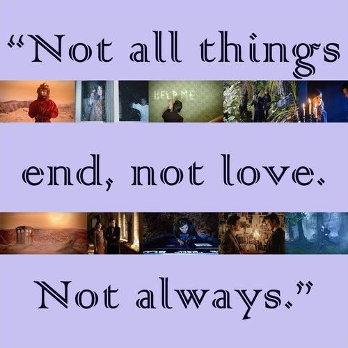 Doctor Who Quotes About Love Unique Doctor Who Tv Show Quotes & Sayings  Doctor Who Tv Show Picture