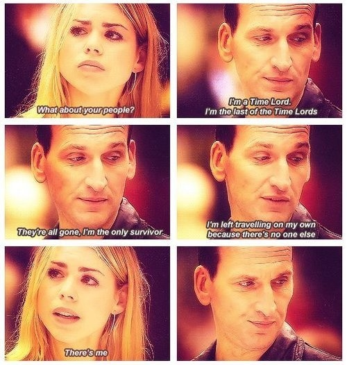 Doctor Who Ninth Doctor Quote 2 Picture Quote #1