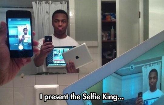 Selfie Quote 8 Picture Quote #1