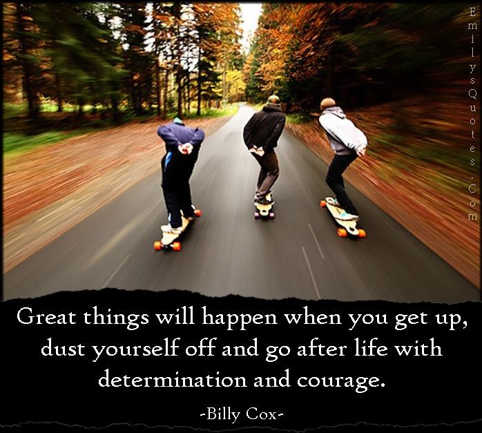 Determination Quote 6 Picture Quote #1