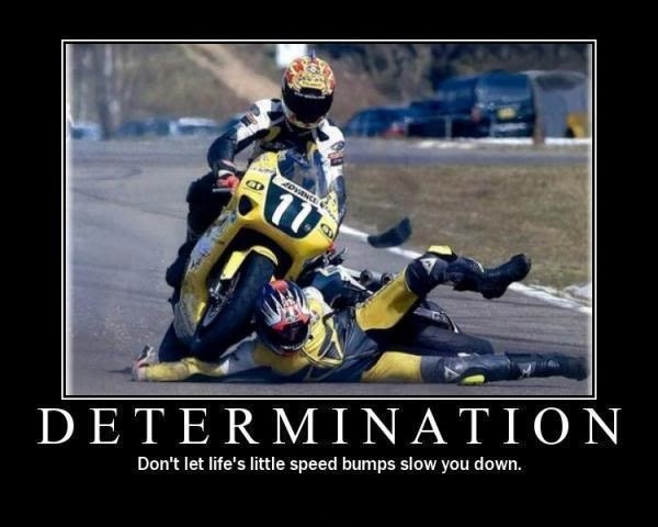 Sports Determination Quote 2 Picture Quote #1