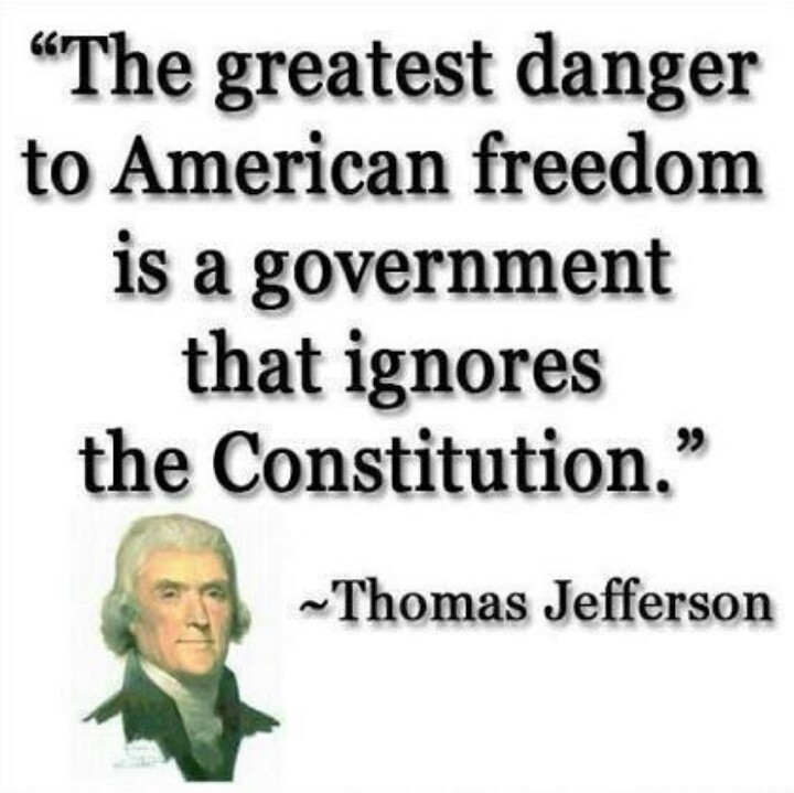 Thomas Jefferson On Freedom Quote 1 Picture Quote #1
