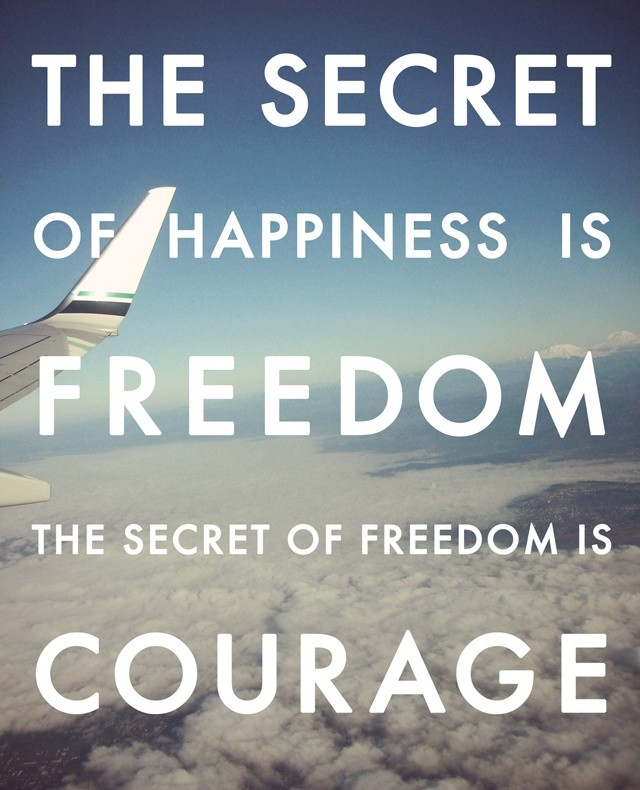 Freedom Quote 1 Picture Quote #1