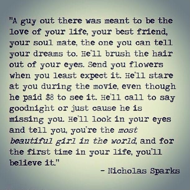 The Wedding Nicholas Sparks Quote 5 Picture Quote #1