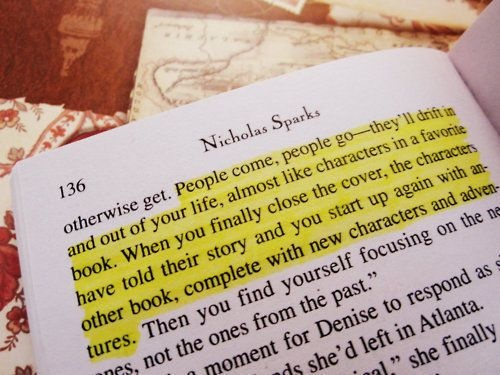 The Lucky One Nicholas Sparks Quote 4 Picture Quote #1