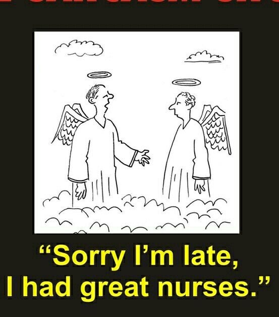Funny Inspirational Quote For Nurses 1 Picture Quote #1