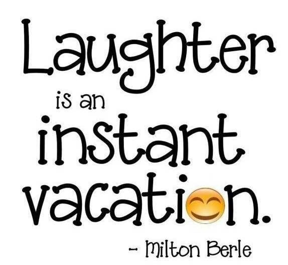 Laughter Quote 5 Picture Quote #1