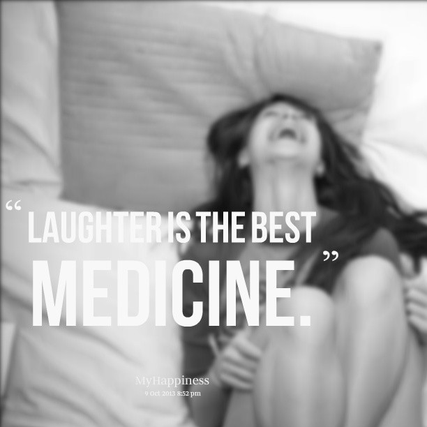 Best Laughter Quote 1 Picture Quote #1