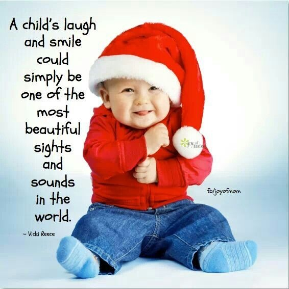 Christmas Laughter Quote 1 Picture Quote #1