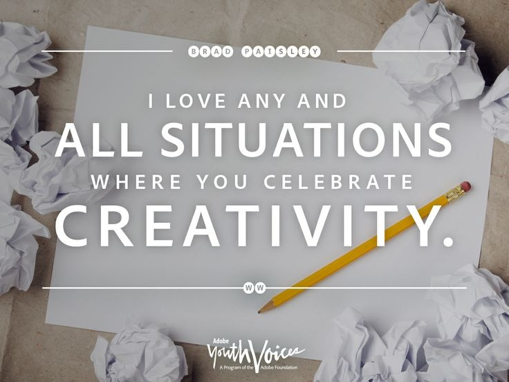 Celebrate Creativity Quote 1 Picture Quote #1