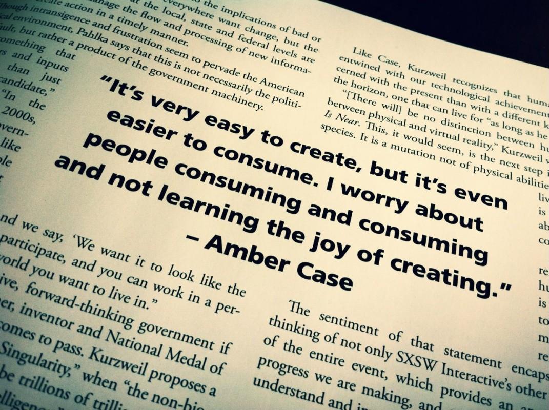 Creativity Quote 2 Picture Quote #1