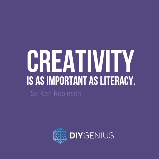Sir Ken Robinson Creativity Quote 2 Picture Quote #1