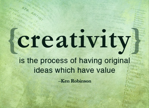 Sir Ken Robinson Creativity Quote 3 Picture Quote #1