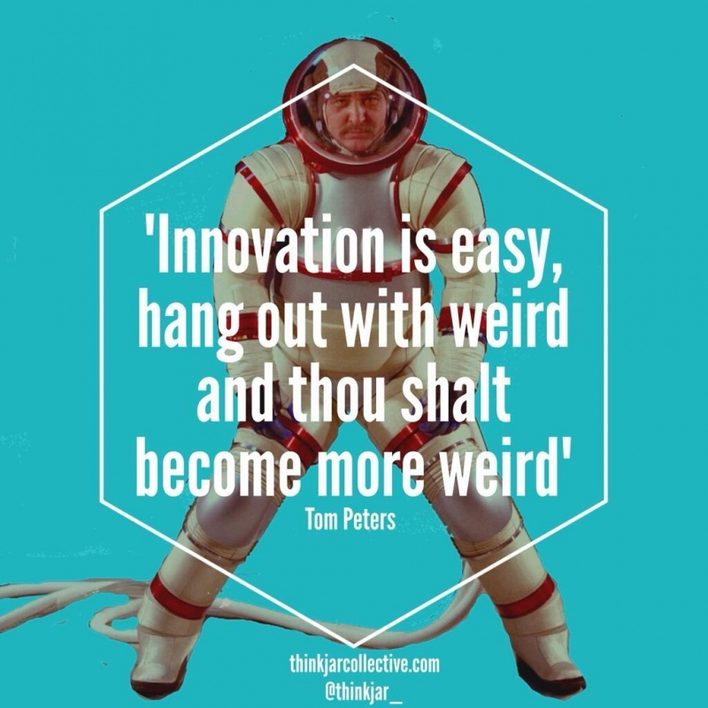 Creativity Quote Innovation 1 Picture Quote #1