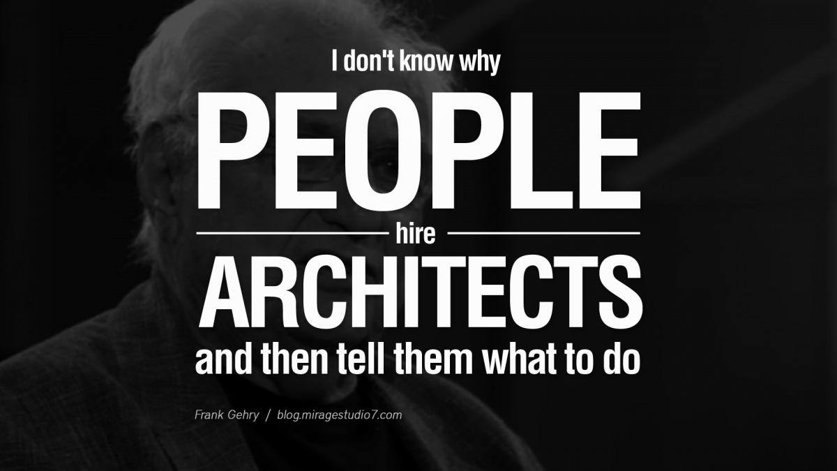 Architecture Design Quote 3 Picture Quote #1