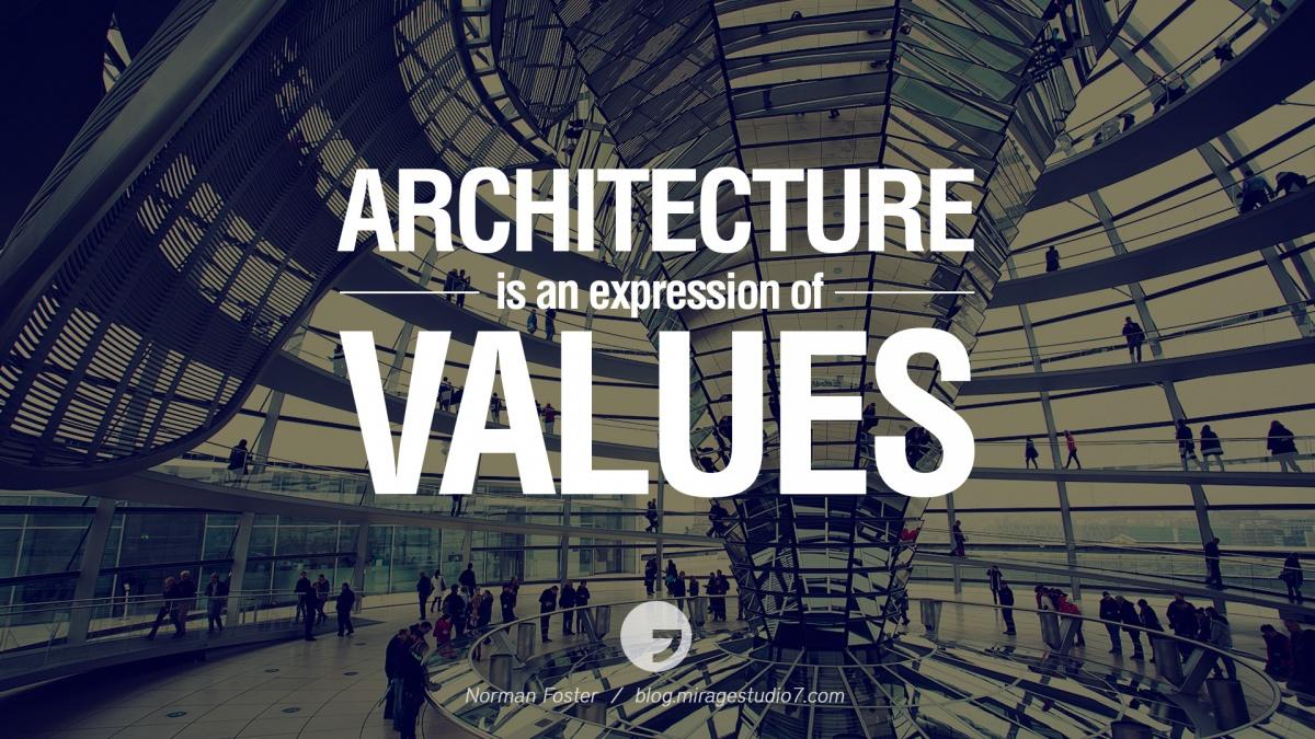 Architecture Design Quote 4 Picture Quote #1